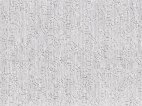 Background whirlpool pattern gray system