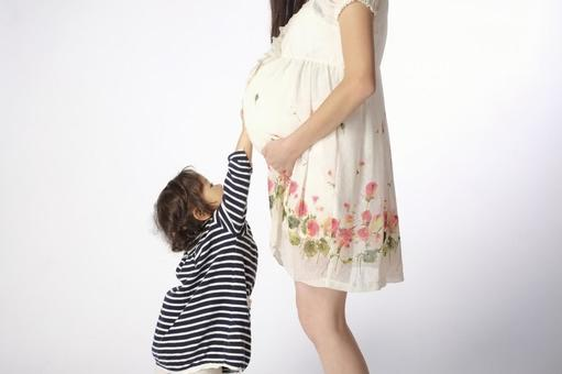 Pregnant women and girls 1