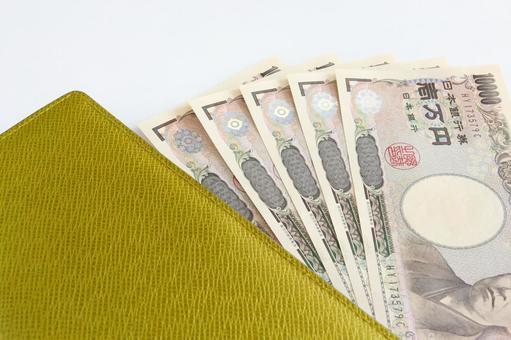 錢包和金錢