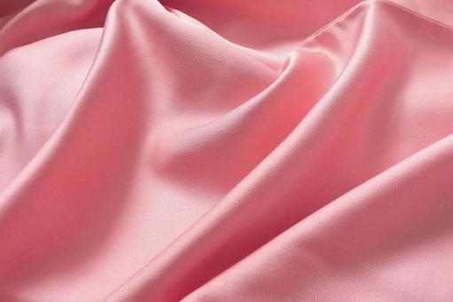 面布粉色粉色絲綢光澤