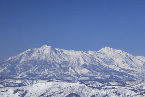 Mt. Myoko