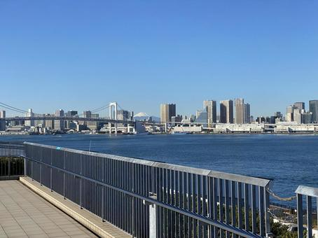 Tokyo Wangan area