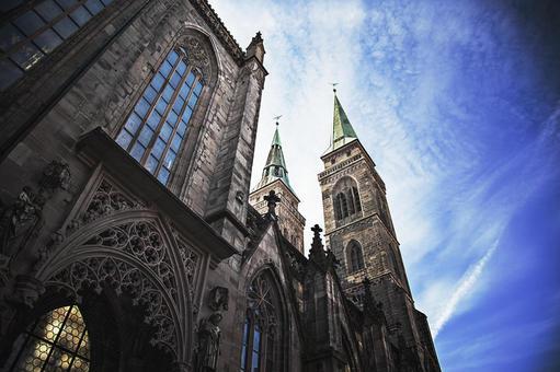 St. Lorenz's Church Nuremberg 10