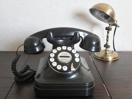 黑色電話2