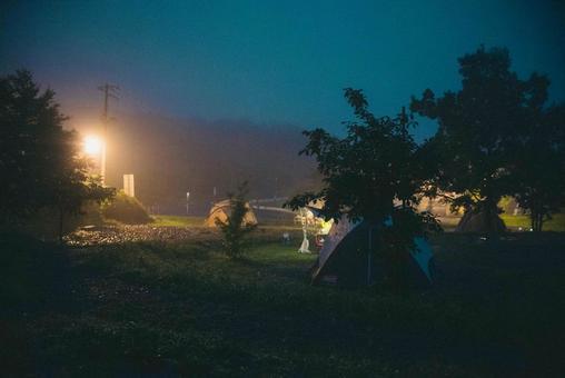 Camping night 5