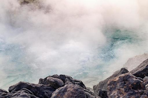 다마가와 온천 大噴