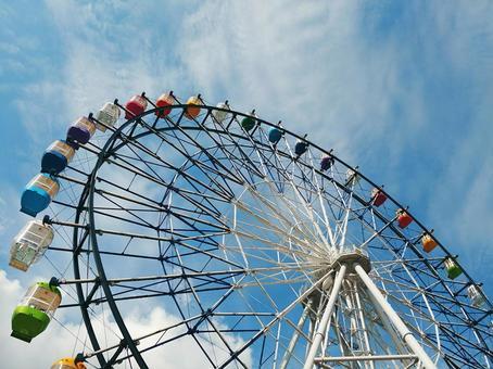 Ferris wheel (leisure / hobby)