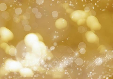 Glitter background _ gold