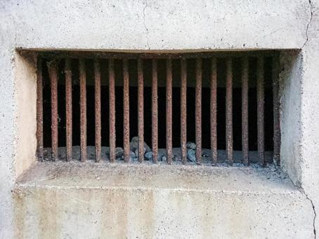건물의 통풍구