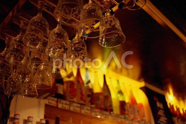 雰囲気の良い居酒屋の写真