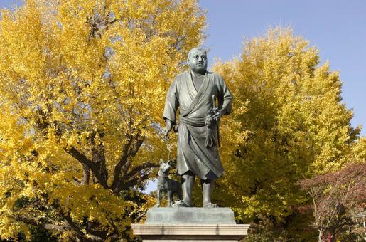 Takamori Saigo 2 in autumn 2