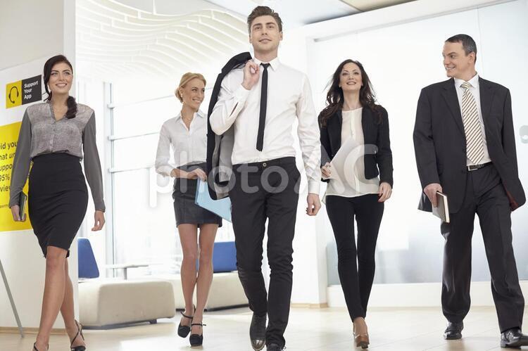 外国人ビジネスマン171の写真