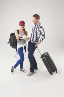 A couple to travel 10
