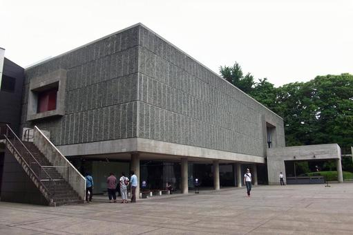"Walking Ueno ""National Museum of Western Art"" # 41"