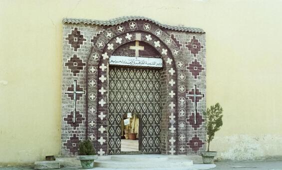 Egyptian building 4