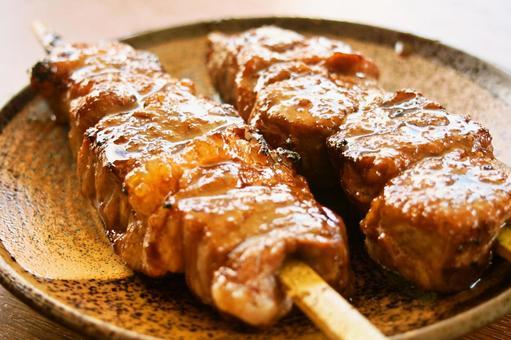 쇠고기 꼬치