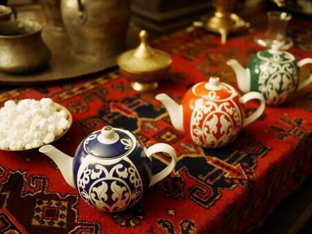 阿拉伯茶壺