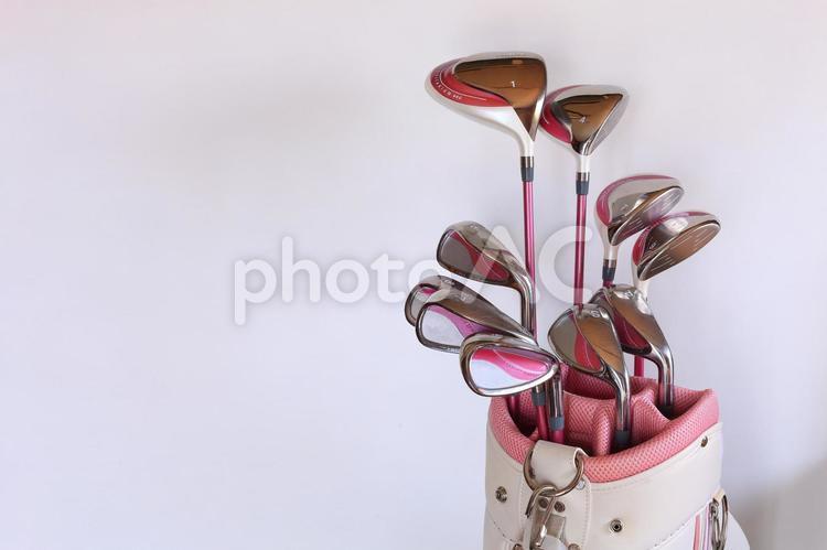 ゴルフクラブの写真