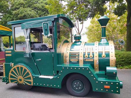 Park train