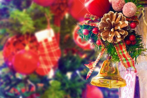 圣诞节装饰响铃