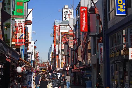 Uenonakadori Shopping Street Uenaka