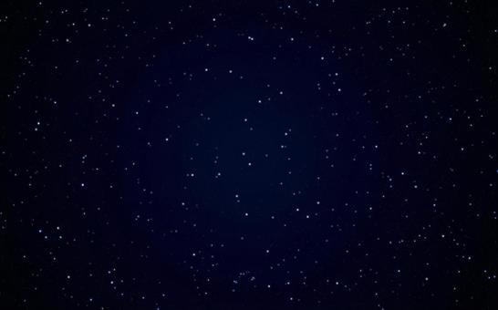 星空和宇宙的形象