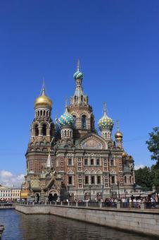 피의 구원 사원 (러시아)