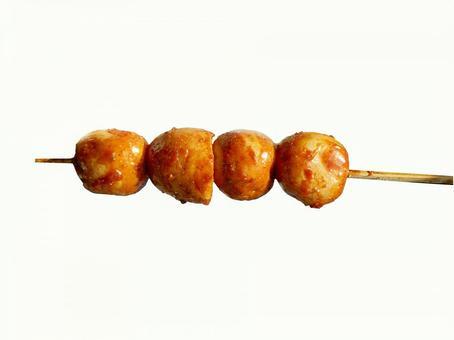 감자 두부 산적
