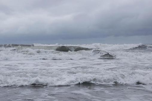 거친 바다