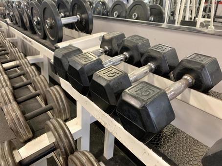 Overseas gym