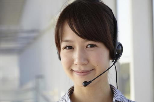 Japanese OL 7 with headset