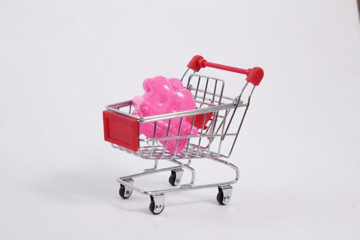 Shopping cart 40