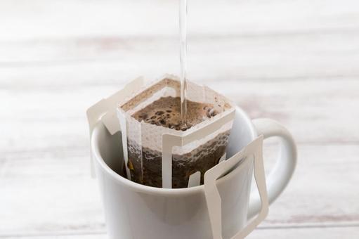 Coffee drip coffee drip bag