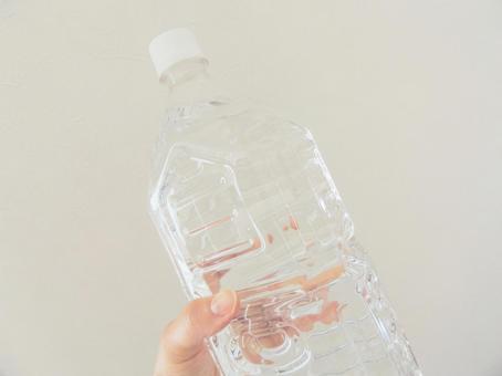 PET bottle water