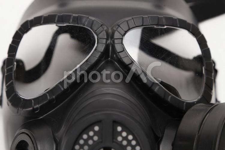 防毒マスク4の写真