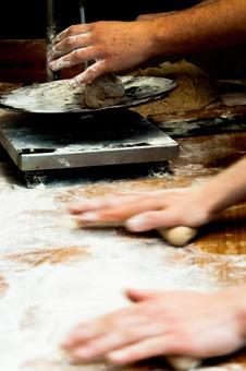 麵團製作1