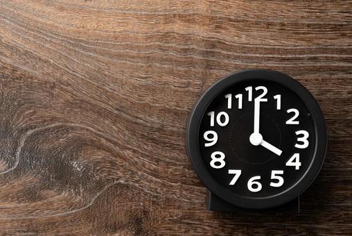 Clock 4 o'clock 16 o'clock