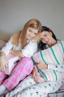 Pajamas Party 22