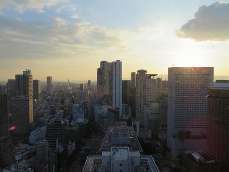 오사카 빌딩