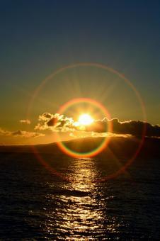 First sunrise 2