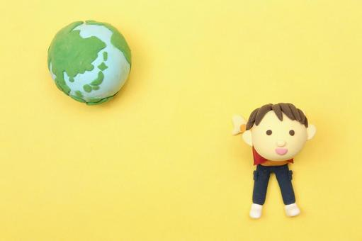Earth and Child 5