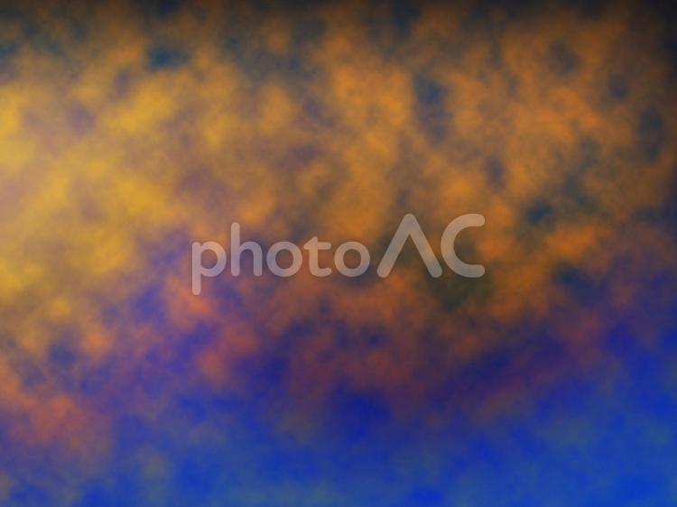 雲テクスチャー背景4の写真