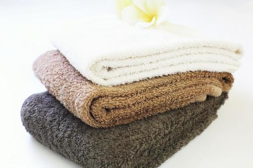 Beauty salon towel