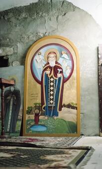 Egyptian monastery 3