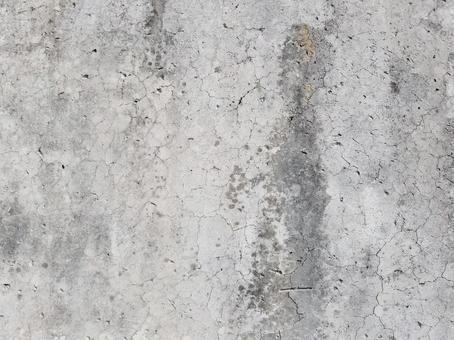 콘크리트 벽 균열
