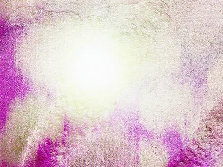 Background with light shining purple