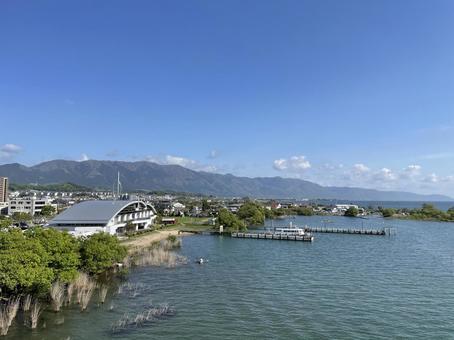 琵琶湖大橋 4