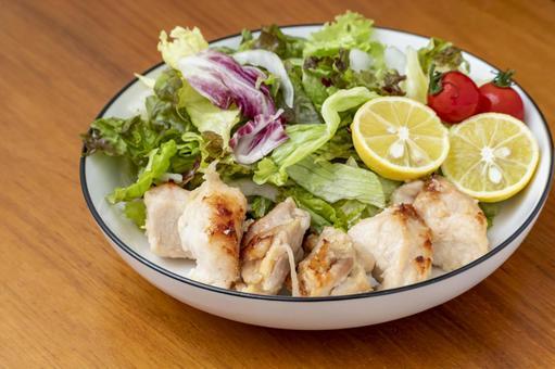 Chicken salad 03