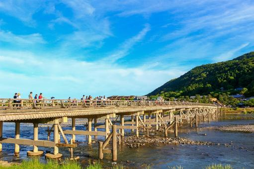 Arashiyama Togetsu Bridge 4