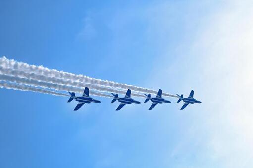 Blue Impulse Air Show